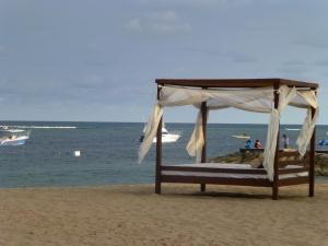 The beach in Benoa