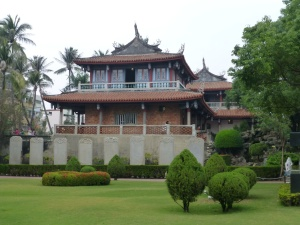 Chih Kan fort, Tainan