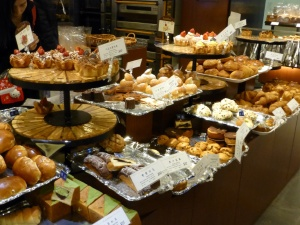 Bakeries, the quantity and quality of which should be considered when determining how advanced a nation is, in my opinion.