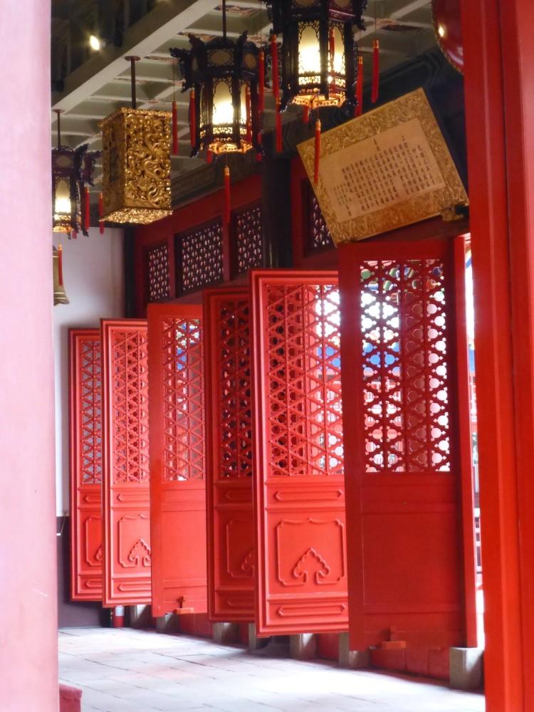 Confucius Temple, Tainan