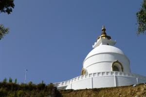 """The World Peace """"Pagoda"""""""