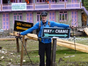 Um...which way to Chame?