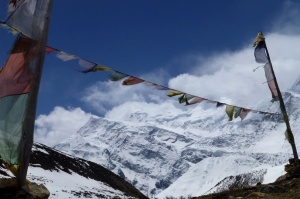 Views from the Annapurna Circuit