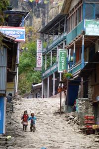 Chyamche, Nepal
