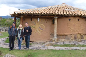 Mawasi Finca, where we are staying in Villa de Leyva